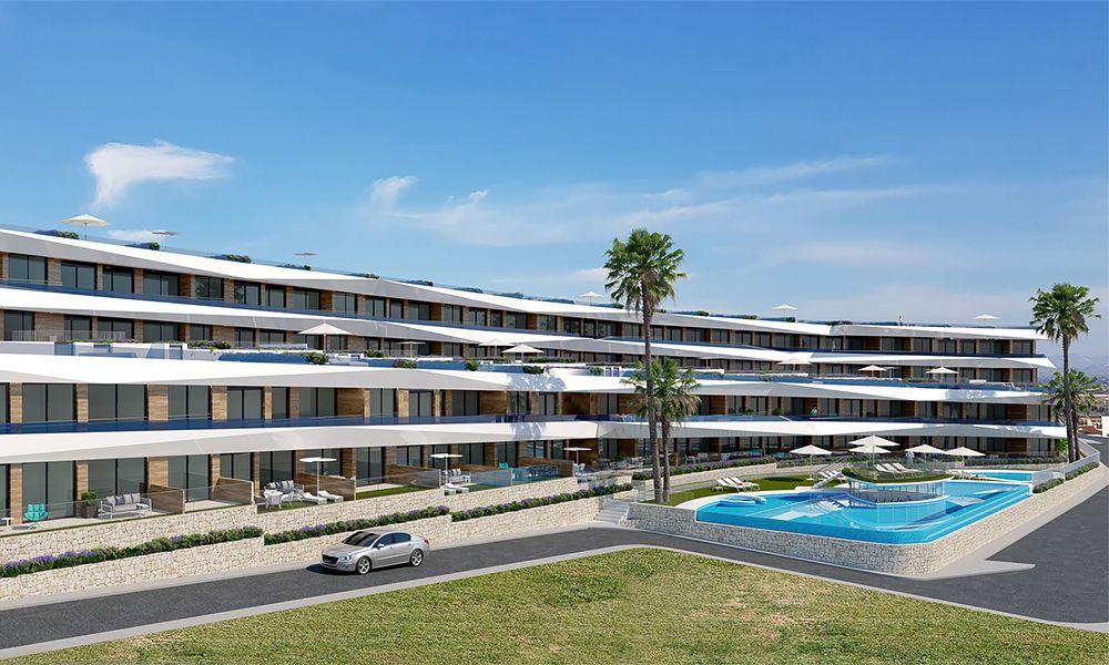 Nowe apartamenty REF00236 w Gran Alacant.
