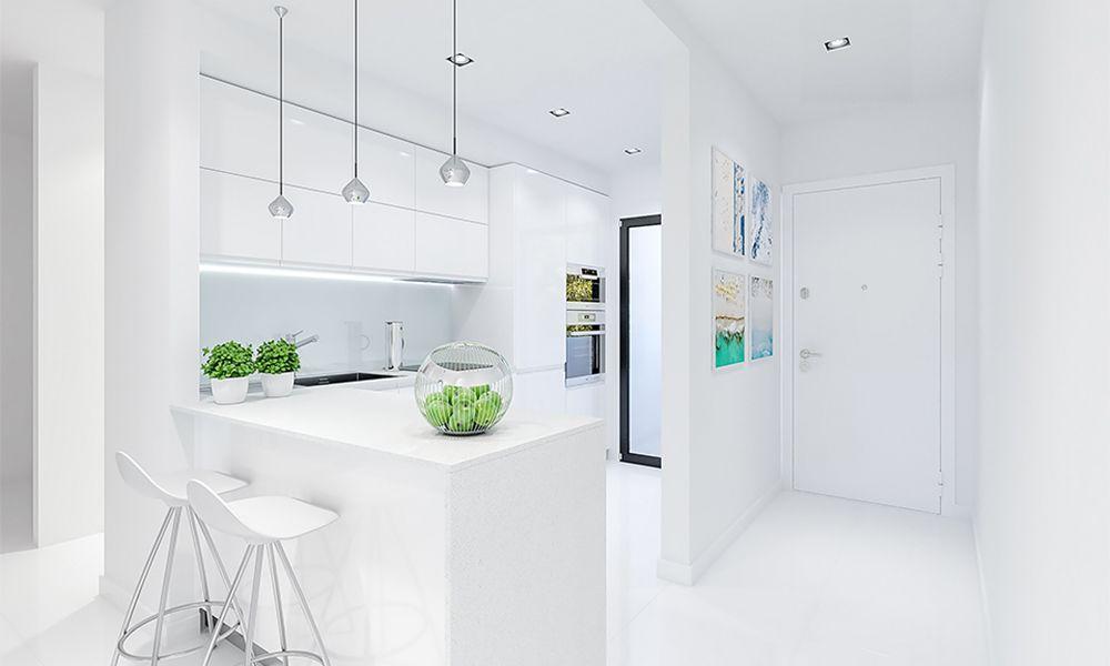 Nowy apartament REF00236 w Gran Alacant.