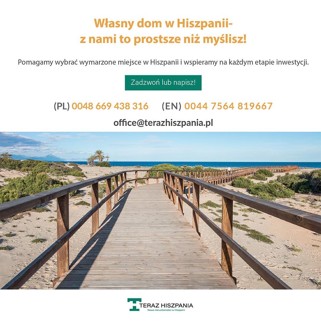 5 najpiękniejszych miejsc na wybrzeżu Costa Blanca w Hiszpanii, które warto odwiedzić.